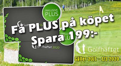 Golfhäftet - erbjudande!